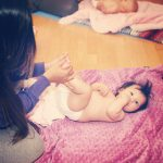 Infant Massage & Baby's First Months